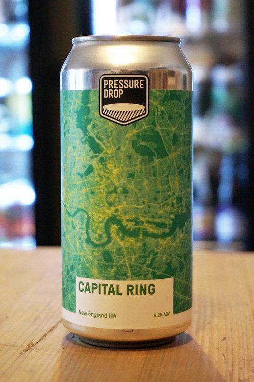 PRESSURE DROP - CAPITAL RING