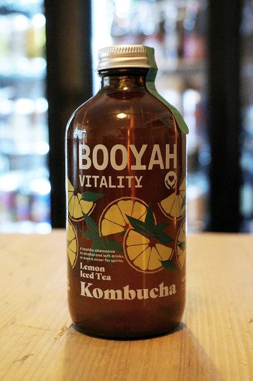 BOOYAH VITALITY - KOMBUCHA LEMON ICED TEA