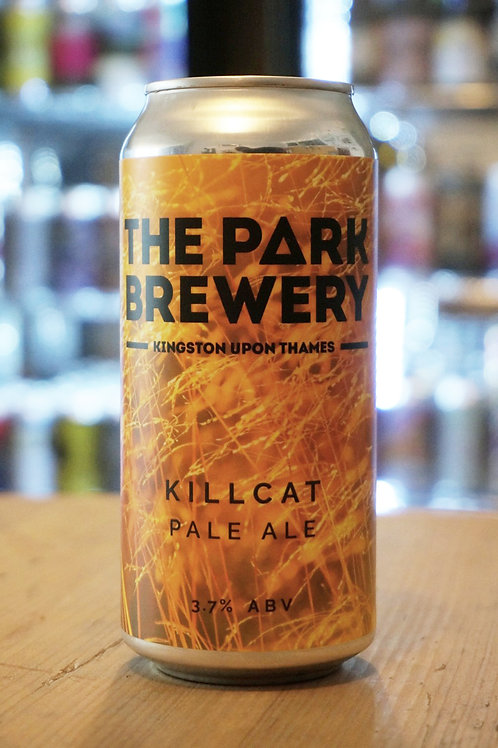 THE PARK BREWERY - KILLCAT PALE