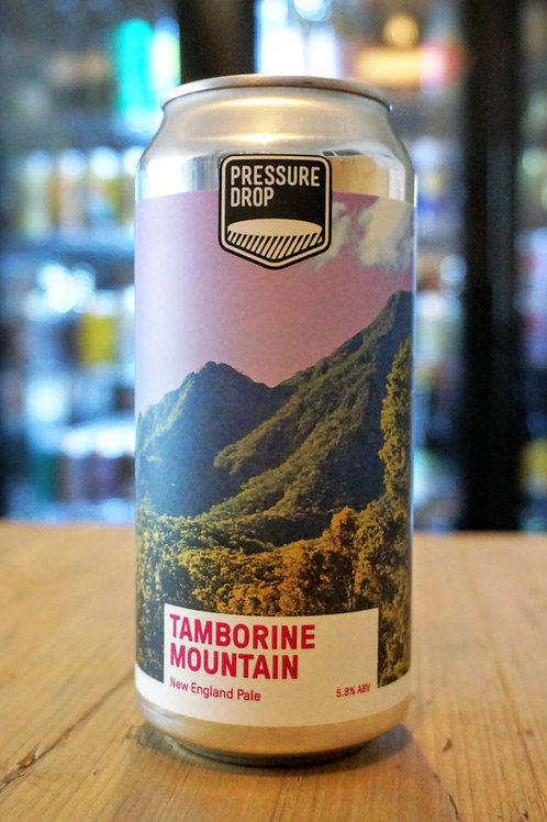 PRESSURE DROP - TAMBORINE MOUNTAIN