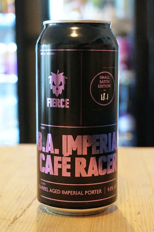 FIERCE - B.A. IMPERIAL CAFE RACER