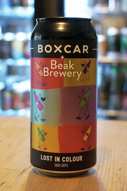 BOXCAR/BEAK - LOST IN COLOUR