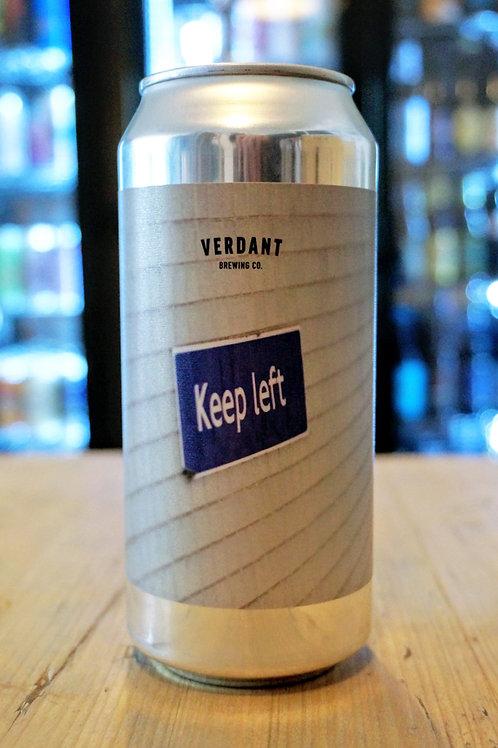 VERDANT - KEEP LEFT