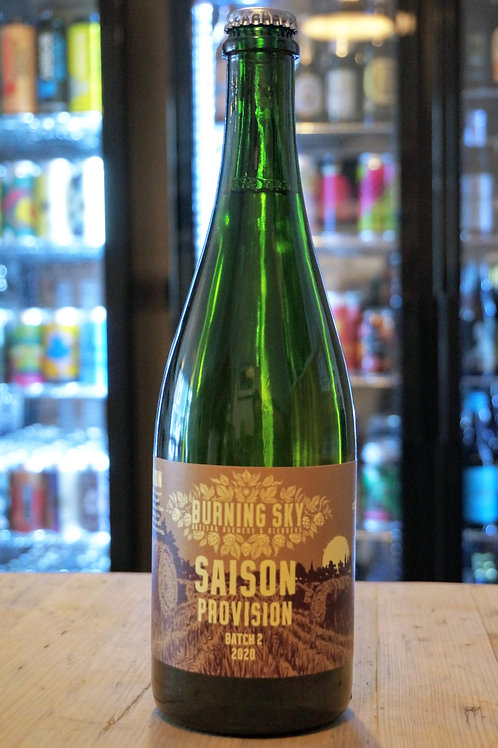 BURNING SKY - SAISON PROVISION 2020 BATCH 2