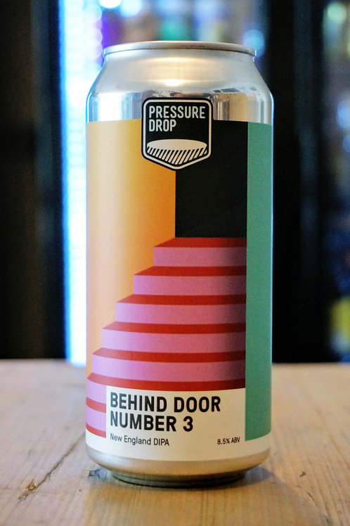 PRESSURE DROP - BEHIND DOOR NUMBER 3