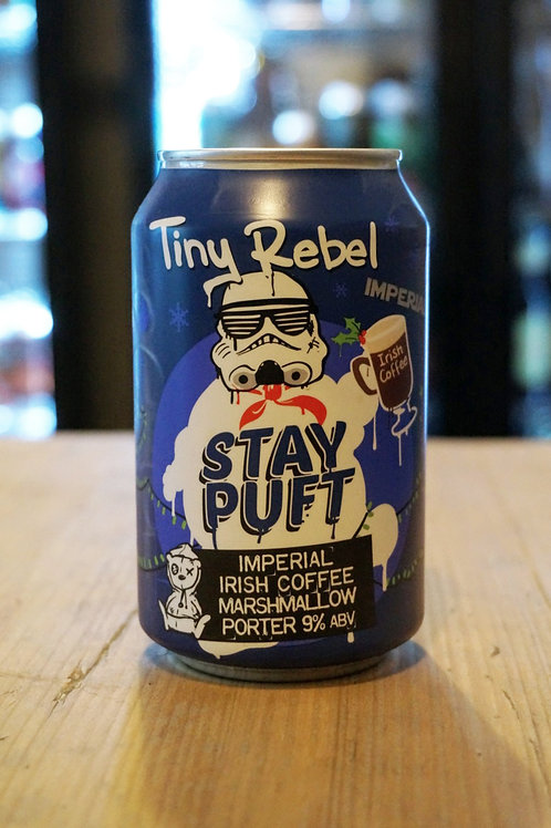 TINY REBEL - IMPERIAL STAY PUFT IRISH COFFEE