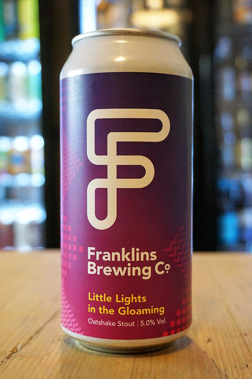 FRANKLINS - LITTLE LIGHTS IN THE GLOAMING