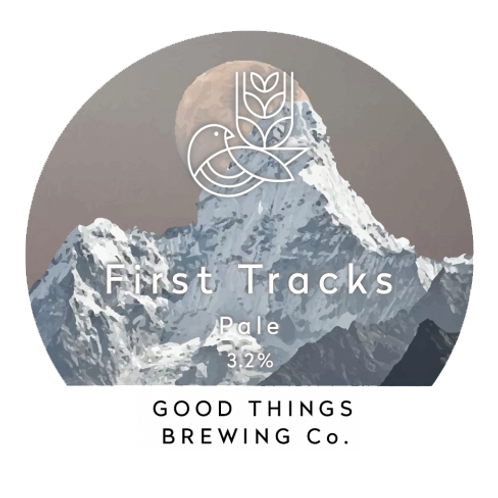 GOOD THINGS - FIRST TRACKS