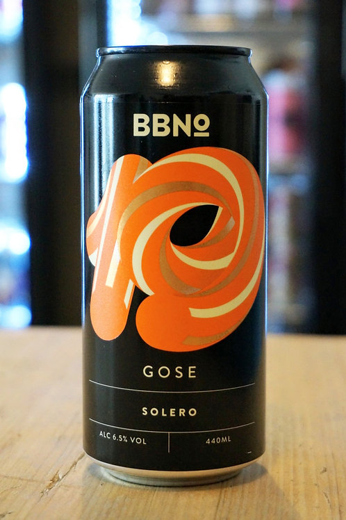 BREW BY NUMBERS - 19 GOSE SOLERO