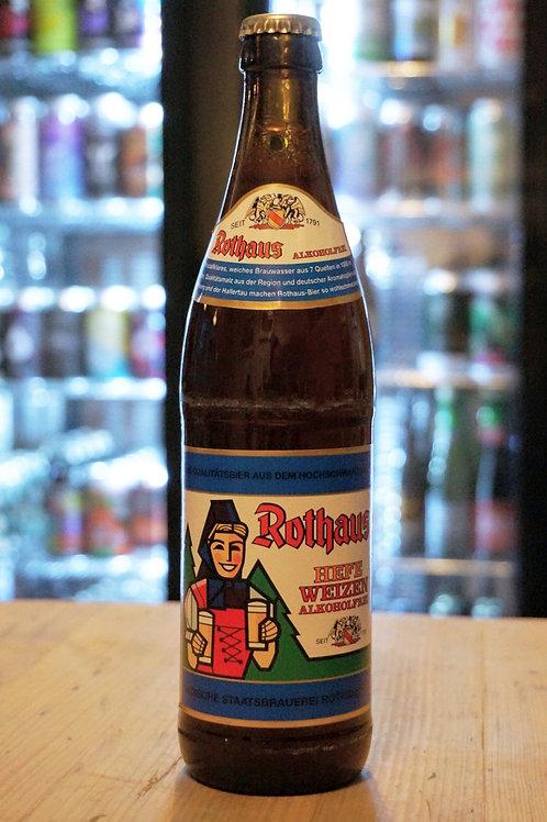 ROTHAUS - HEFEWEIZEN ALCOHOL-FREE