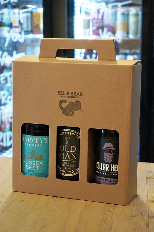 SUSSEX REAL ALE GIFT PACK