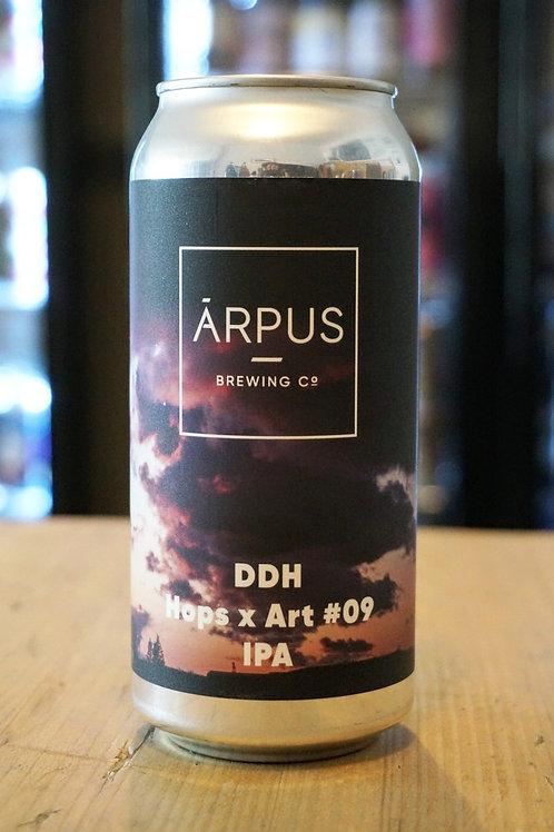 ARPUS - DDH HOPS X ART NO.9 IPA