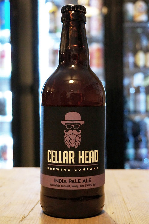 CELLAR HEAD - INDIA PALE ALE