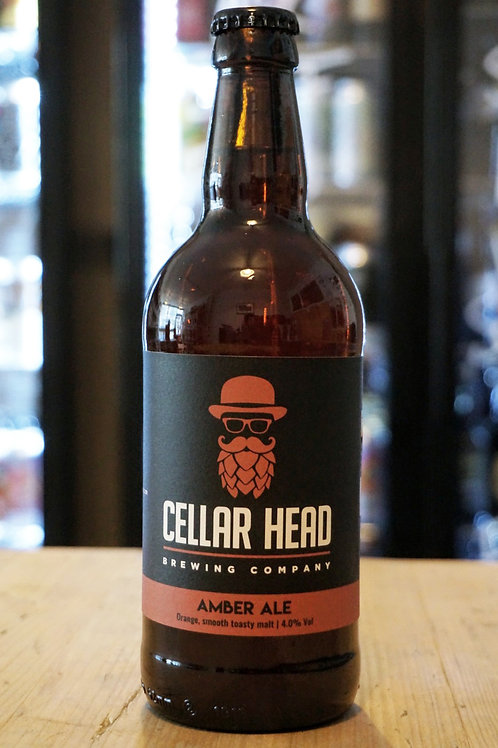 CELLAR HEAD - AMBER ALE