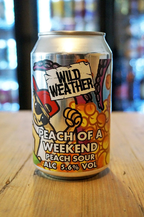 WILD WEATHER - PEACH OF A WEEKEND