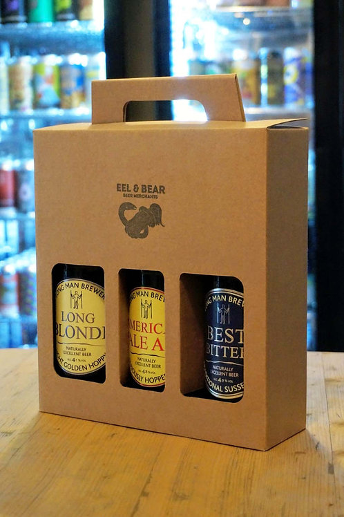 LONG MAN BREWERY GIFT SELECTION
