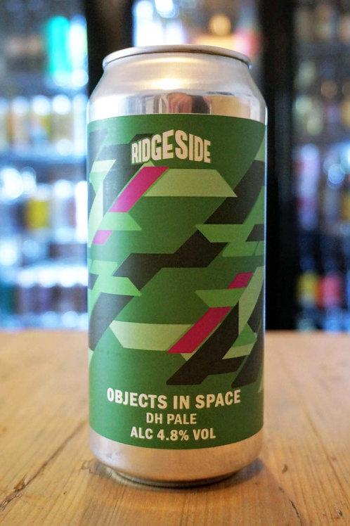 RIDGESIDE - OBJECTS IN SPACE