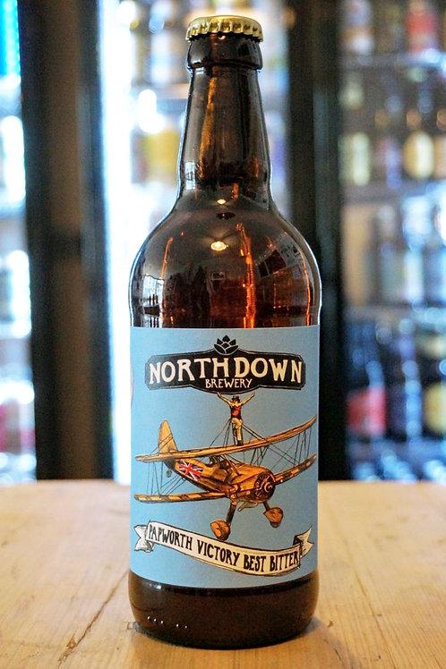 NORTHDOWN - PAPWORTH VICTORY BEST BITTER