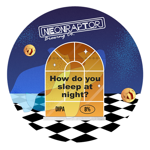 NEON RAPTOR - HOW DO YOU SLEEP AT NIGHT?