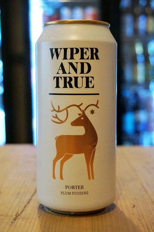 WIPER AND TRUE - PLUM PUDDING PORTER