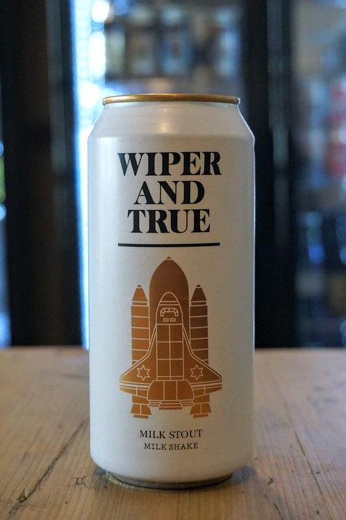 WIPER AND TRUE - MILKSHAKE