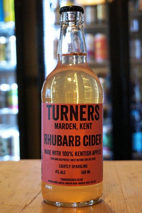 TURNERS - RHUBARB