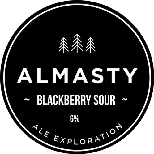 ALMASTY - BLACKBERRY SOUR