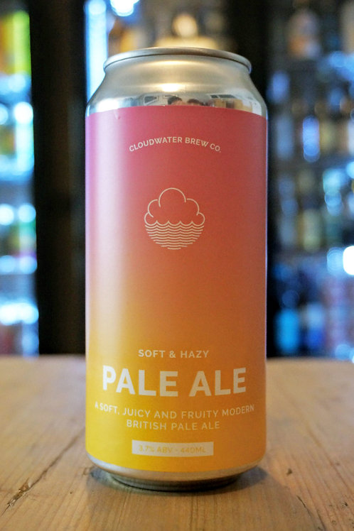 CLOUDWATER - PALE ALE