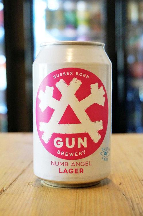 GUN - NUMB ANGEL (GLUTEN FREE)