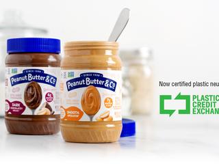 Cision PR Web: Peanut Butter & Co. Announces Plastic Neutral Certification