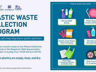 SM Supermalls pilots Plastic Waste Collection Program in SM Megamall
