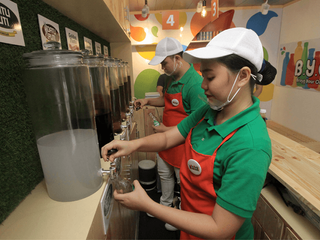 Datu Puti Pursues Plastic Neutrality through PCEx