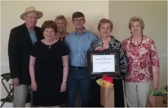 Family Service Award