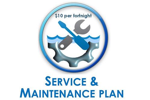 Service & Maintenance Plan