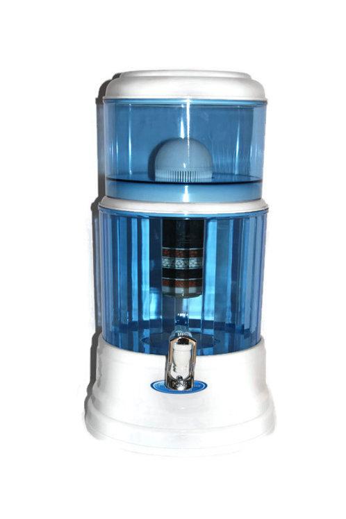 Mineral Pot - Filtered Water dispenser
