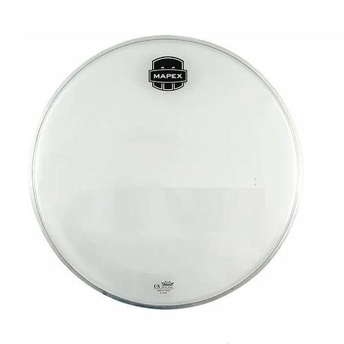 Pele Caixa Remo 14 Polegadas Ux Drum Head Logo Mapex Porosa
