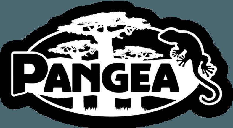 The Pangea Original Logo Sticker