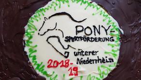 """Die ersten Termine unserer Turnierserie """"Ponysportförderung u.N."""" stehen fest."""