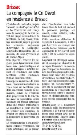 Midi Libre 07/11/16