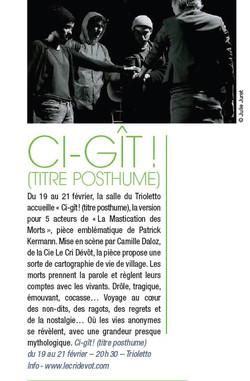 Let's Motiv / février 2013