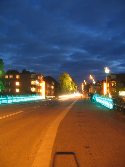 Nye-Bro Alingsås, Suécia