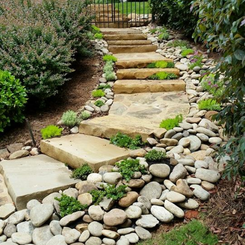Stone & Walkway Design