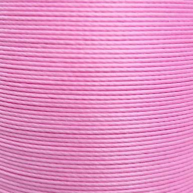 Meisi Waxed Linen Thread     Pink   MS012