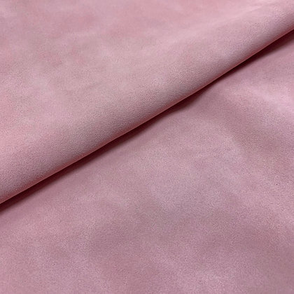 Suede Leather  | 1.0/1.2mm | Conceria Tre EffePink