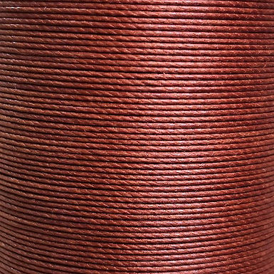 Meisi Waxed Linen Thread | Brown | MS003