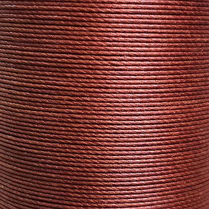Meisi Waxed Linen Thread   Brown   MS003