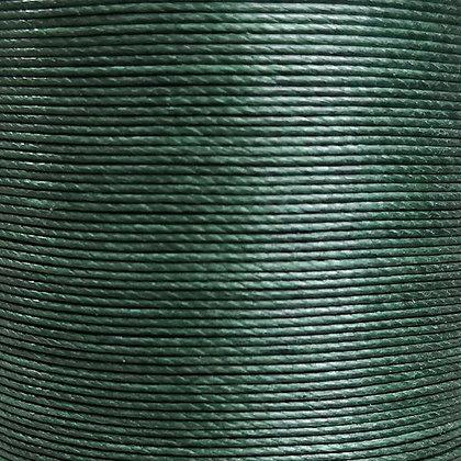 Meisi Superfine Waxed Linen Thread    Dark Green   MS026