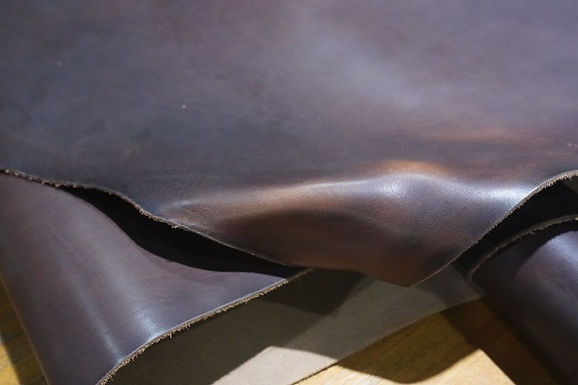 Horween Leather | Dublin | Brown Nut