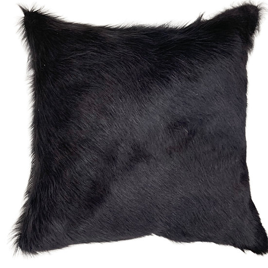 Cowhide Cushion | Soho | Flint