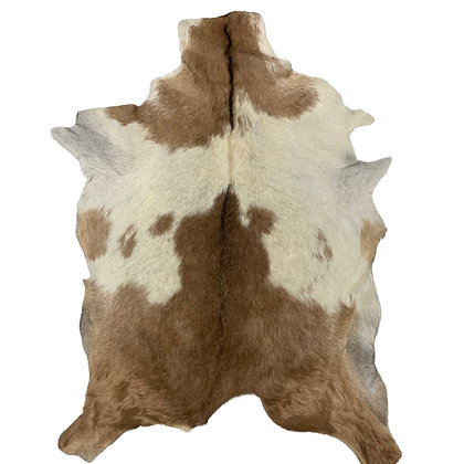Goat Hide Rugs | Natural Pattern |10273